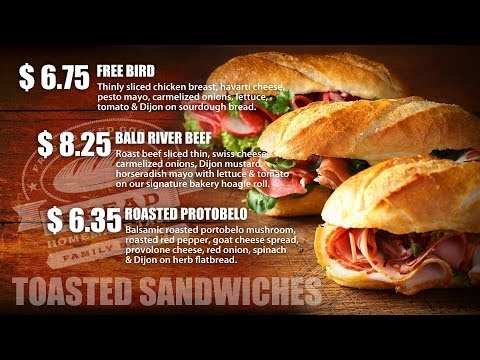 Zudhan Productions  Sandwich Menu Sample  Youtube