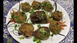 Bharwa Shimla Mirch | Shimla Mirch Recipe | Shimla Mirch ki Sabji | Stuffed Capsicum Recipe