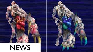 Modder Removes Final Fantasy VIII's Gerogero Censorship | CG News