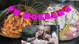 #mokbng #familydinner 필리핀음식 먹방…