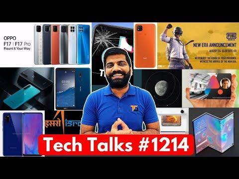 Tech Talks #1214 – OnePlus NORD in 15K INR, Realme 7, S21+, Galaxy M51, PUBG New Era, Redmi 9,TikTok