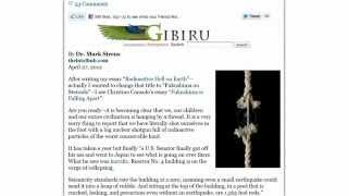 Fukushima Hanging by a Thread ∞ Martial Law Prep for Radioactive Hell on Earth ELE Ron Paul