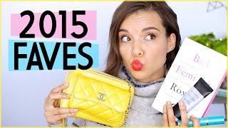 2015 Favorites!, #DECEMBER #FAVORITES #2015