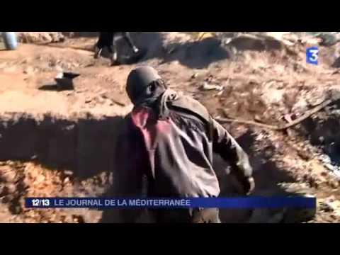 14710 economics energy France 3 France 3   Journal de la Méditerranée   Samedi 23 janvier 04 20