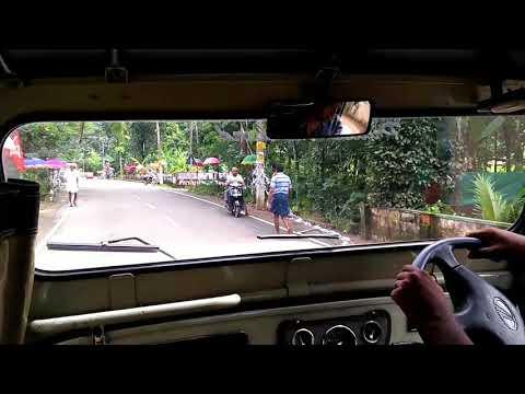 Mahindra Jeep CL 500 Driving Amal