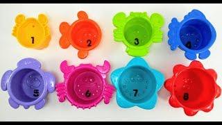Aprendendo a Contar os Números | Como Ensinar os Números para as Crianças | Brink & Aprenda