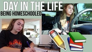day in the life-  being homeschooled
