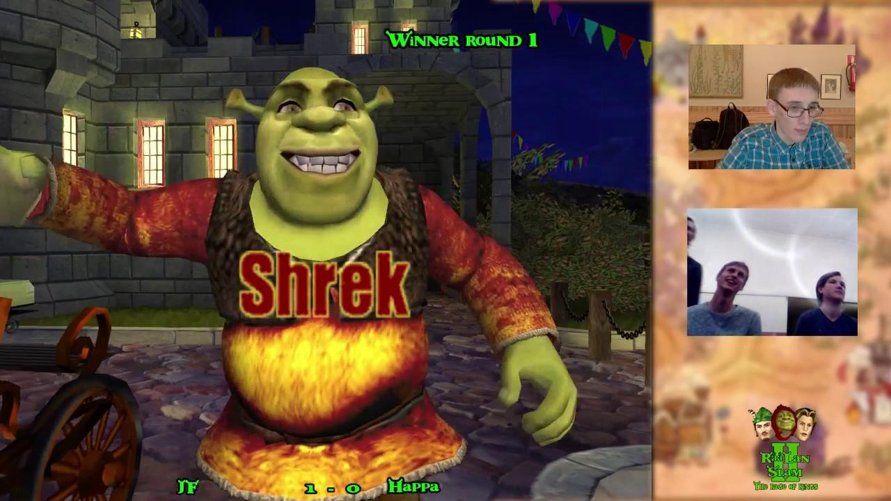 Råålan Slam 2 Jf Shrek Vs Happa Shrek Youtube