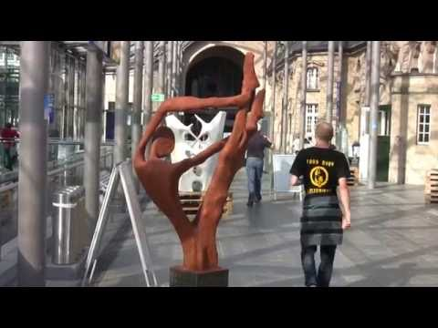 balade au Luxembourg, le 59 : Gare Art Festival 2016