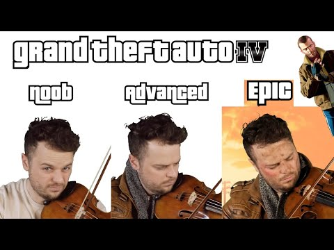 5 Levels Of Grand Theft Auto Music: Noob To Epic
