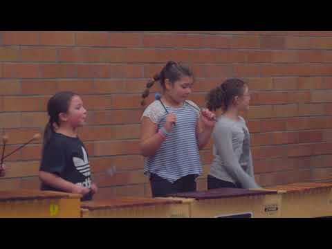 "Fircrest Elementary School 3rd Graders Perform ""Gonna Sing"""