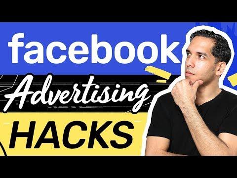 7 ADVANCED Facebook Advertising HACKS