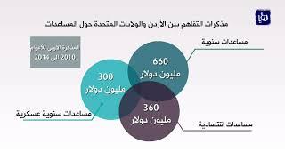 المساعدات الامريكية للأردن - (14-2-2018)