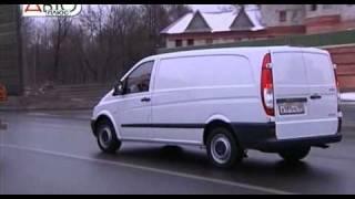 204 Mercedes Benz Vito - Наши Тесты