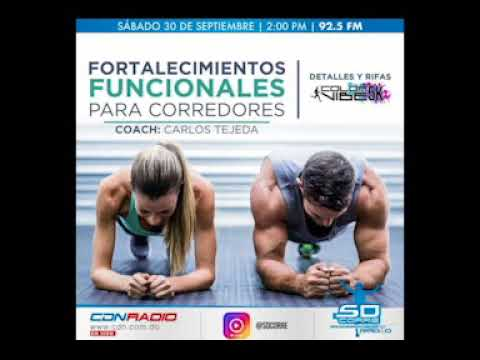 Santo Domingo Corre Radio Programa 30 sept  2017