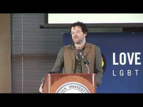 November 9, 2013: Love Across the Spectrum Conference Keynote: Pádraig Ó Tuama
