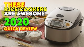 Best Rice Cookers 2018