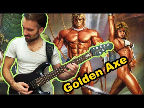 Музыка из игры golden axe 3