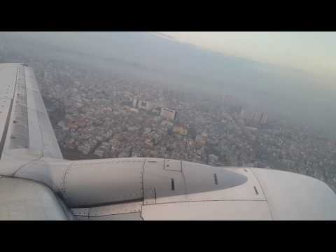 Air China Ca904 take off from SGN Tan Son Nhat airport