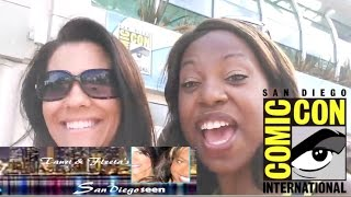 Comic Con International 2015 - San Diego- A must attend...
