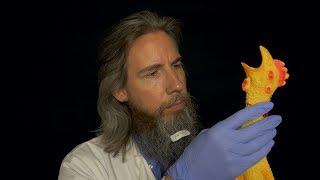 The Rubber Chicken Treatment | ASMR