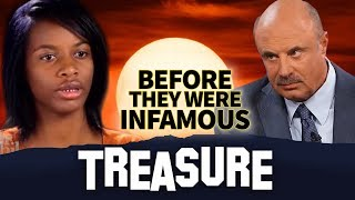 TREASURE | Before They Were INFAMOUS | Black Girl Thinks She's White Dr. Phil Show