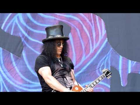 Slash: Sweet Child O' Mine – Copenhagen Live 2010
