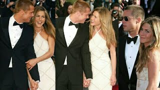Brad Pitt and Jennifer Aniston officially married   HD  