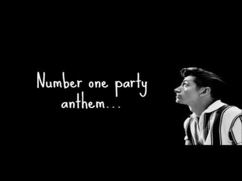No 1 Party Anthem Karaoke (Instrumental + lyrics)