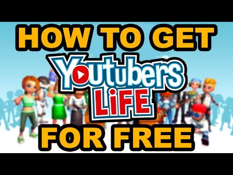 How To Get Youtubers Life For Free (Full Release) | 2017 | No Surveys | No Viruses