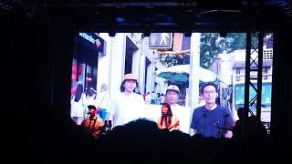 Efek Rumah Kaca - JALAN ENAM TIGA (Live performance: Launching EP Jalan Enam Tiga)
