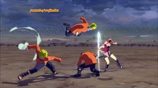 Naruto Ninja Storm 4 Road to Boruto PC MOD 60 FPS - Naruto Clones Master Custom Moveset Mod Gameplay