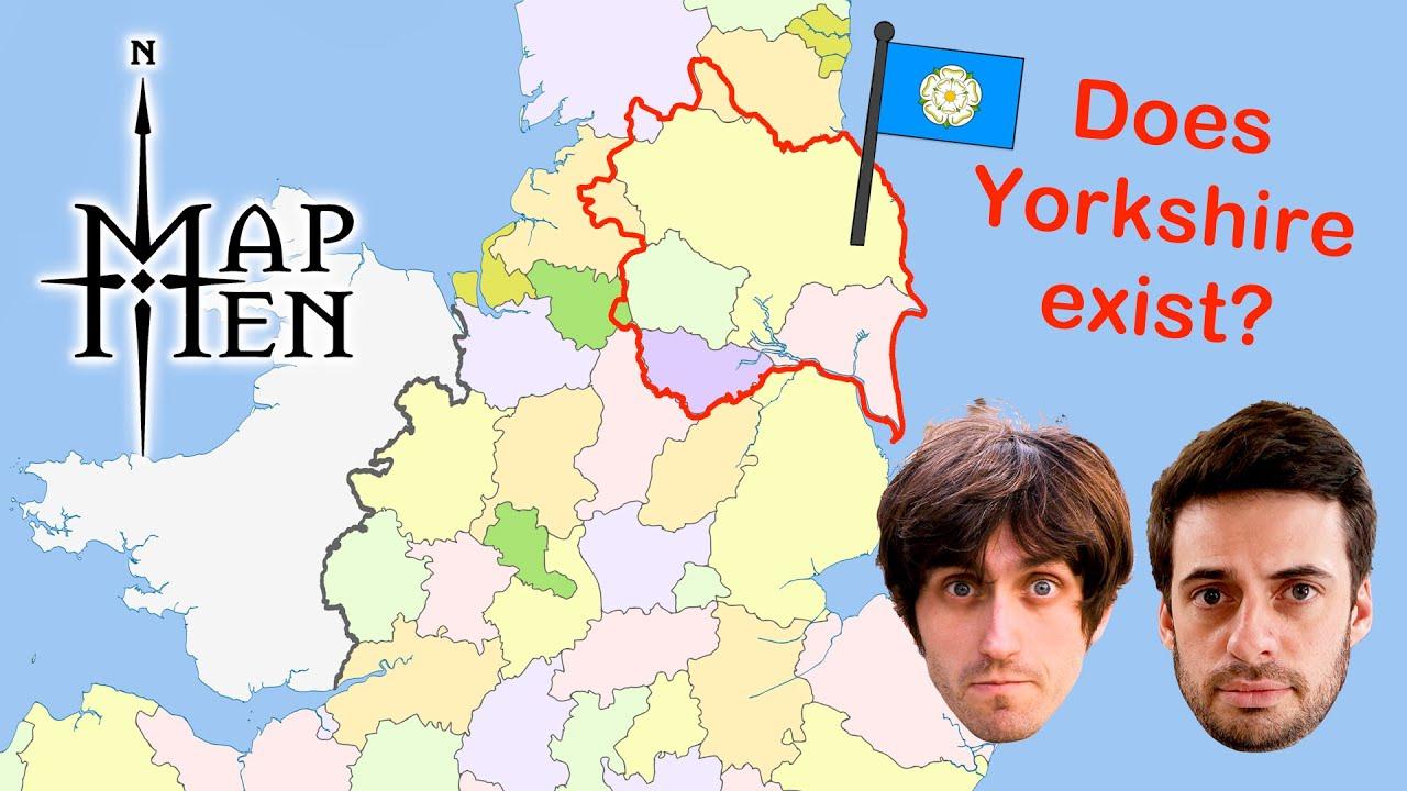 PlayTube Travel: English counties explained