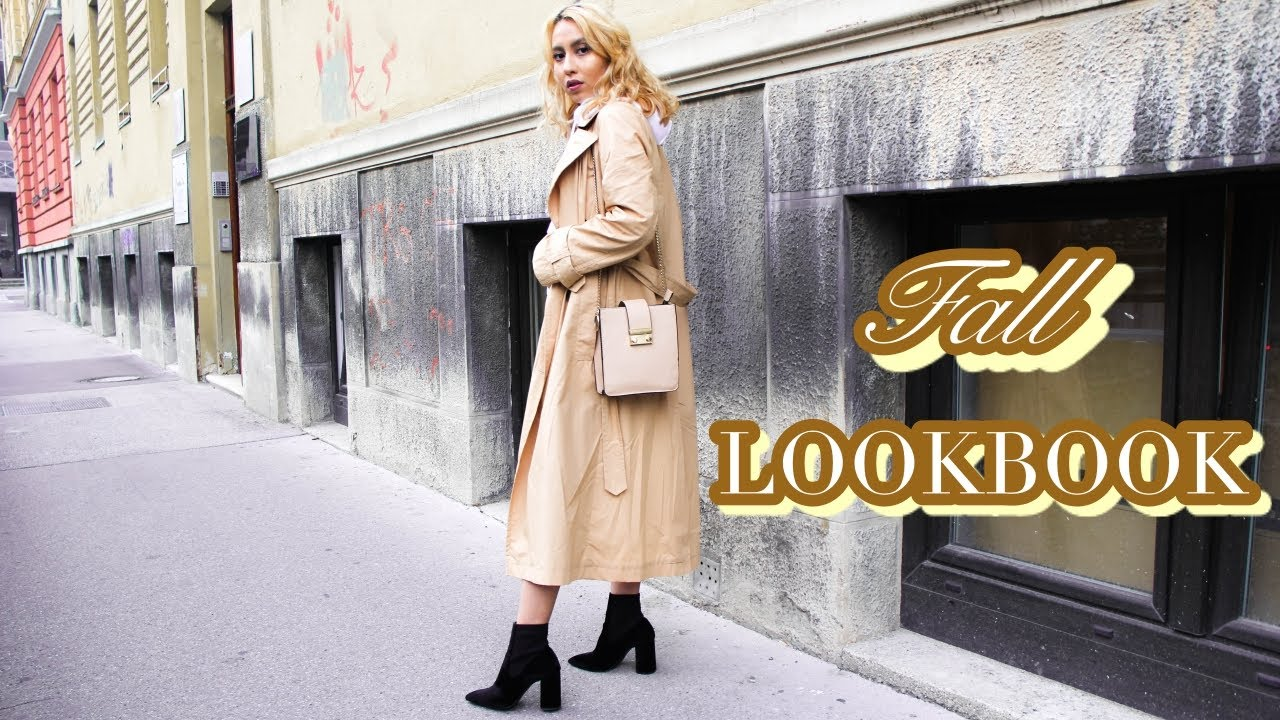 [VIDEO] - FALL LOOKBOOK | OUTFIT IDEAS FOR FALL 6