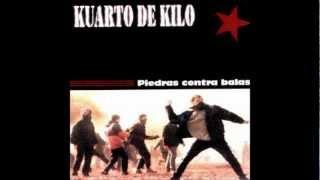 KUARTO DE KILO Intifada