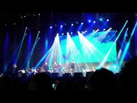 Il Divo Tour 2014 -  Theme: Alladin (Lisbon)