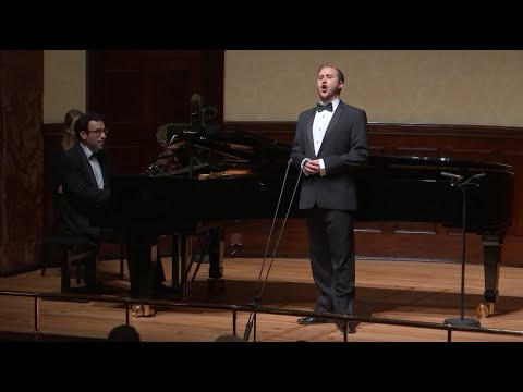 Final - Wigmore Hall/Kohn Foundation International Song Competition 2017