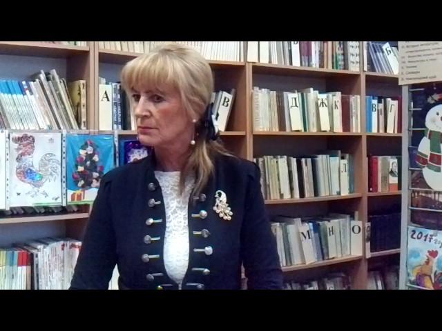 Изображение предпросмотра прочтения – МаргаритаЛихачева читает произведение «Мальчишка» К.Я.Ваншенкина