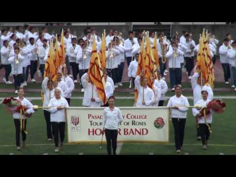 2017 Pasadena City College Tournament of Roses Herald Trumpets & Honor Band - 2017 Pasadena Bandfest