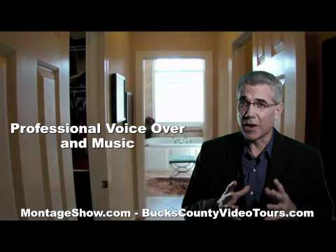 Real Estate Video Tours Bucks County PA Video Marketing Montage Show Productions