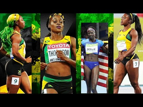 How Dare Jamaica Beat Jamaica In the 100m for Women