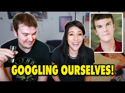 ROASTING EACH OTHERS' GOOGLE SEARCHES (and starting a podcast!)