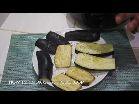 air-fryer-recipes---simple-eggplant---how-to-cook-with-a-air-fryer