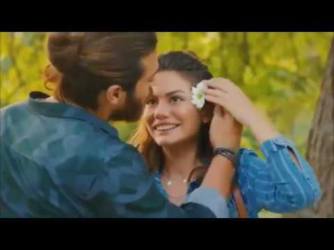 A Beautiful Girl fell in love with her Handsome Boss | Turkish mv | Can and Sanem | Cute love story