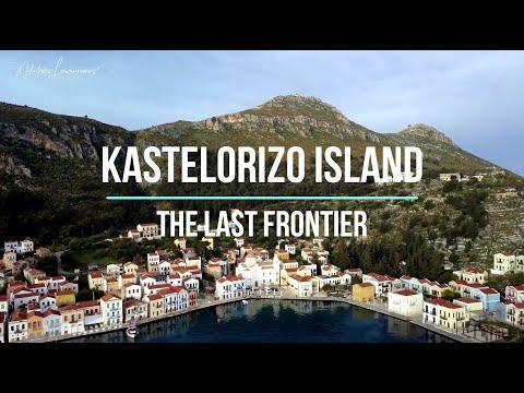 Kastelorizo island