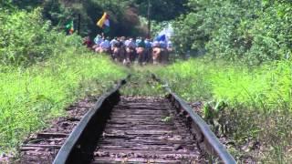 Clipe da Cavalgada do Cooperativismo Caminhos do Padre Amstad - 2012