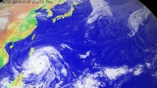 The 2013 typhoon season in the western North Pacific