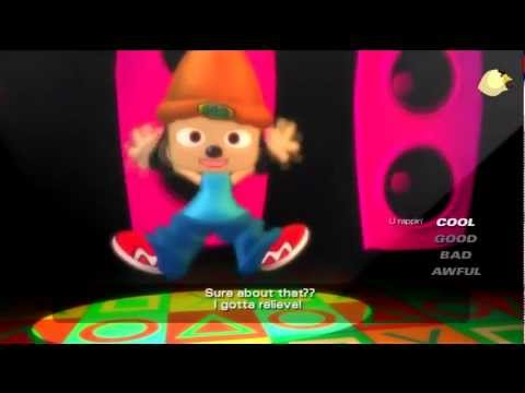 Parappa the Rapper : I gotta believe!