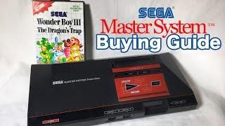 Sega MASTER SYSTEM Buying Guide & Best GAMES!