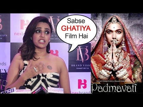 Swara Bhaskar's SHOCKING Reply On Insulting Padmavati Movie In Open Letter To Sanjay Leela Bhansali